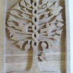 arbre de vie  (chêne 30x20)