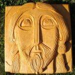 visage du Christ  (abaque 15x15)