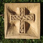 croix  (chêne 15x15)