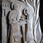 saint Joseph à l'établi
