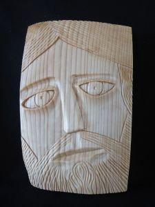 visage du Christ_je suis avec toi_